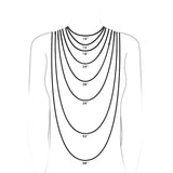 Palma Asymmetric Necklace