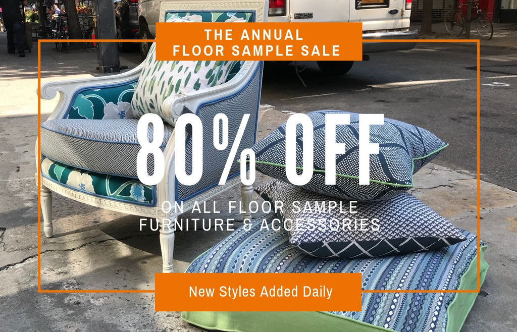 """<div style=""""text-align: center;"""">Up to 80% Off Furniture &amp; Home Accessories Happening Now! If You Live In New York City, Enter Code: NYCSHIP To Pick Up In Store At No Charge!</div>"""