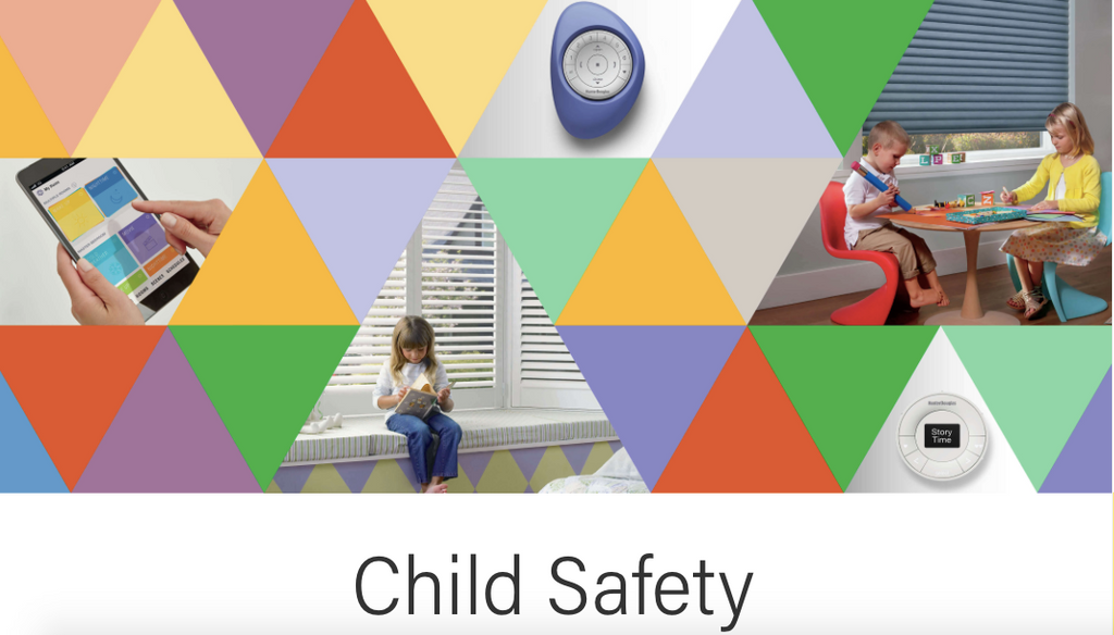 Hunter Douglas Child Safety Information #1