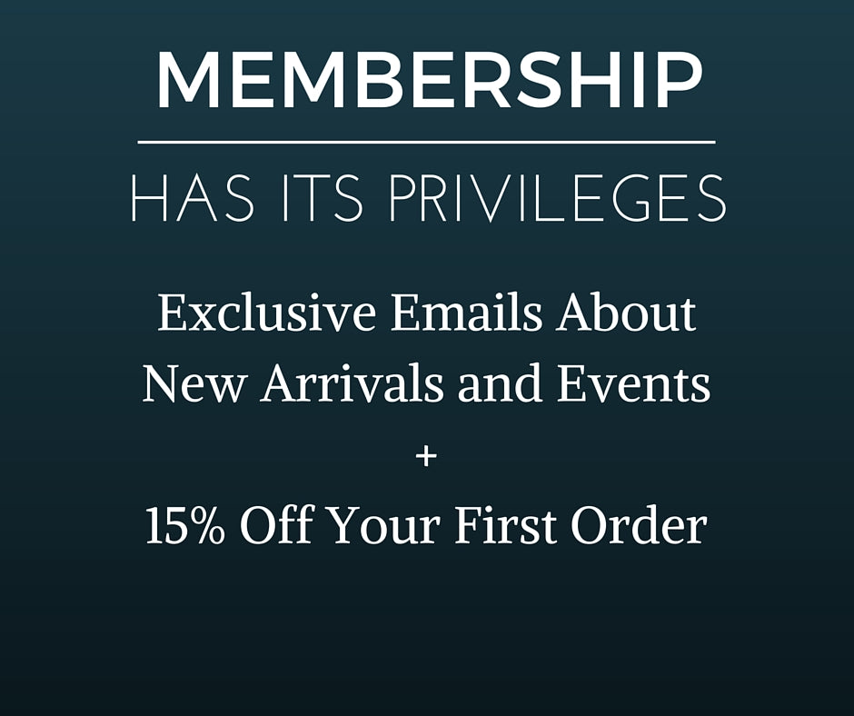 Become a member and save 15% Off Your First Order With Code: NEWFRIEND