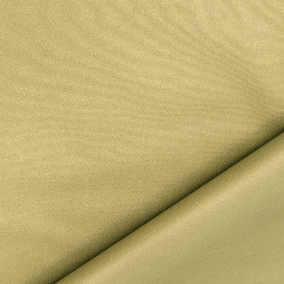 DRAPEABLE COTTON Ultima Fabric - Ochre