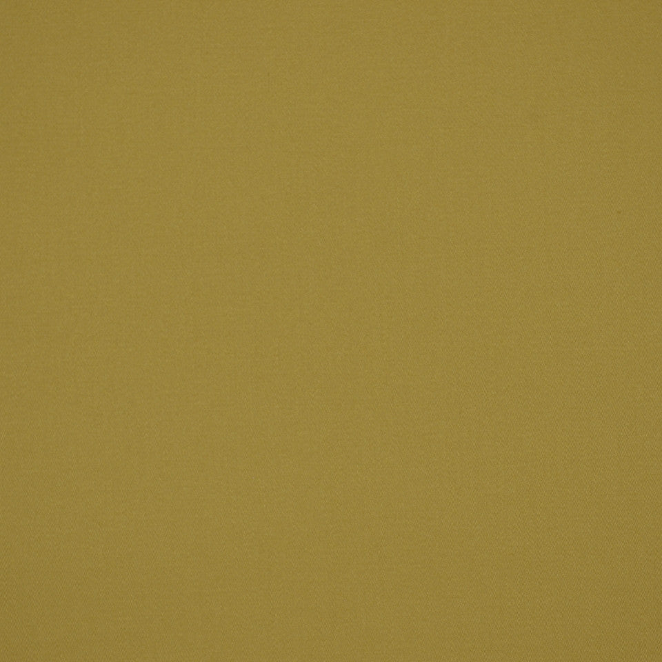 DRAPEABLE COTTON Lustre Sheen Fabric - Custard