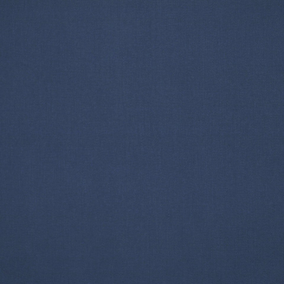 DRAPEABLE COTTON Lustre Sheen Fabric - Indigo