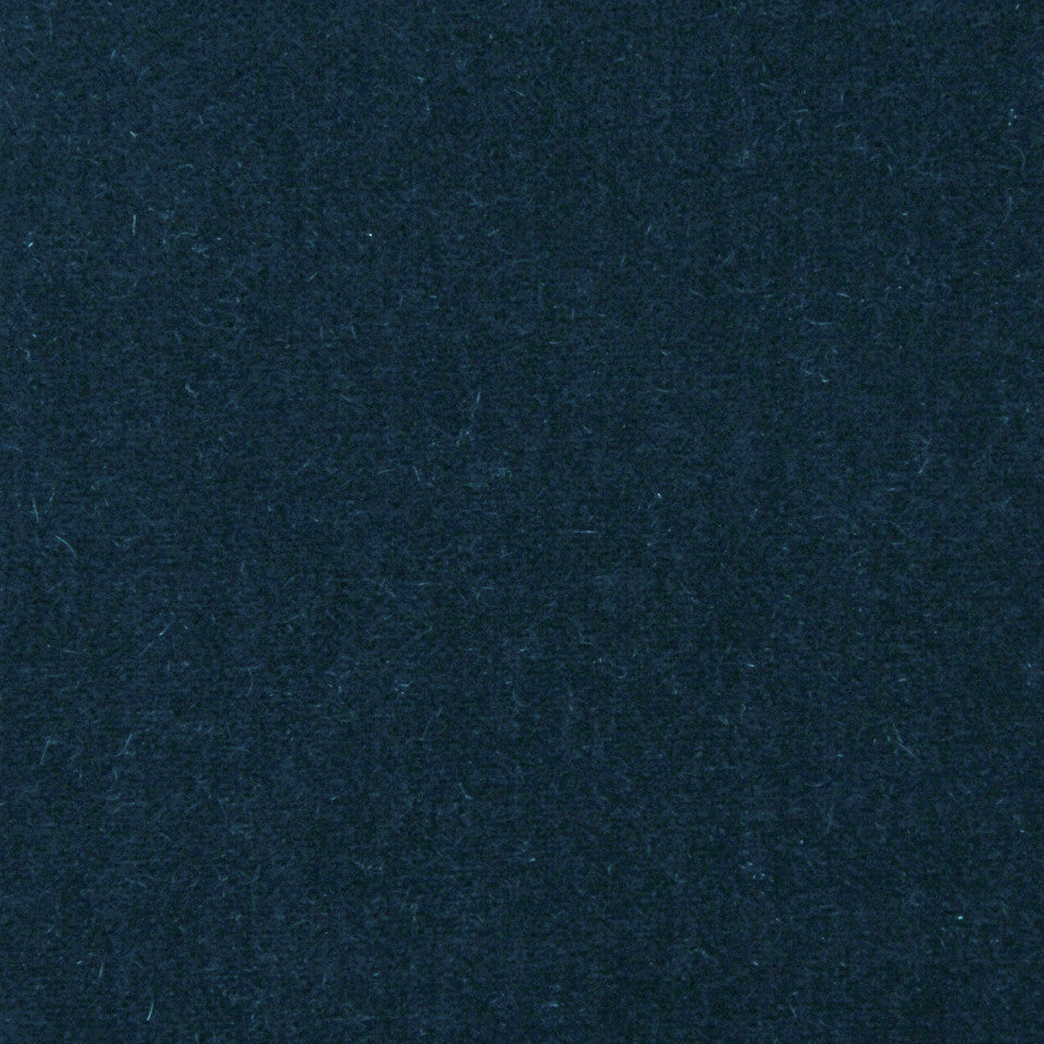 LUXURY MOHAIR III Plush Mohair Fabric - Midnight