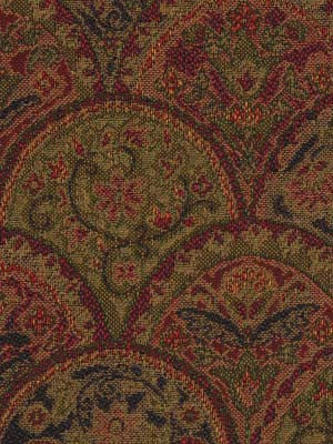 Derosa Fabric - Mulberry