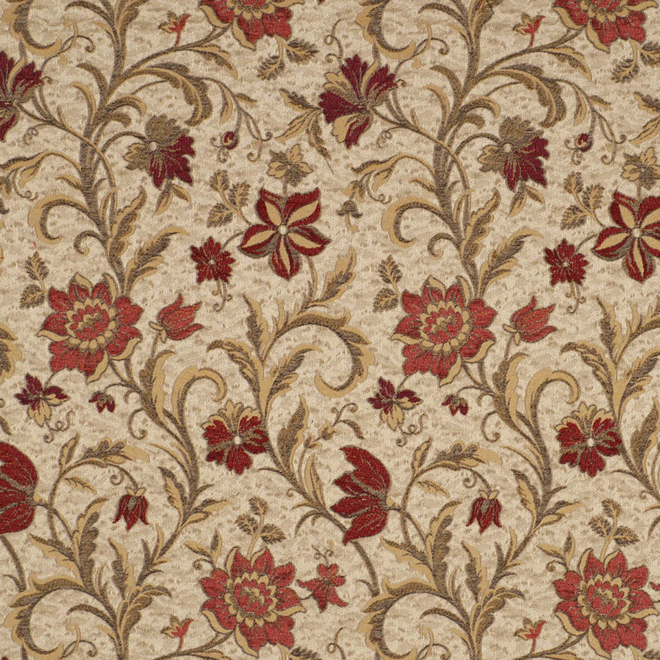 Huttleston Fabric - Sienna