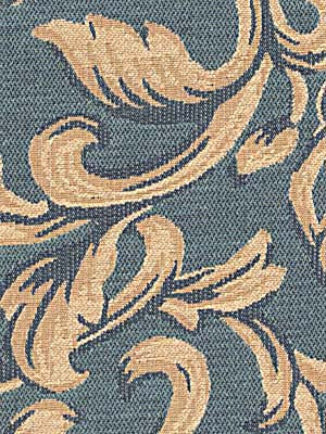 TRADITIONAL    WOVENS Bequest Fabric - Seaside