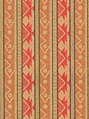 MODERN WOVENS Millcreek Fabric - Cinnamon