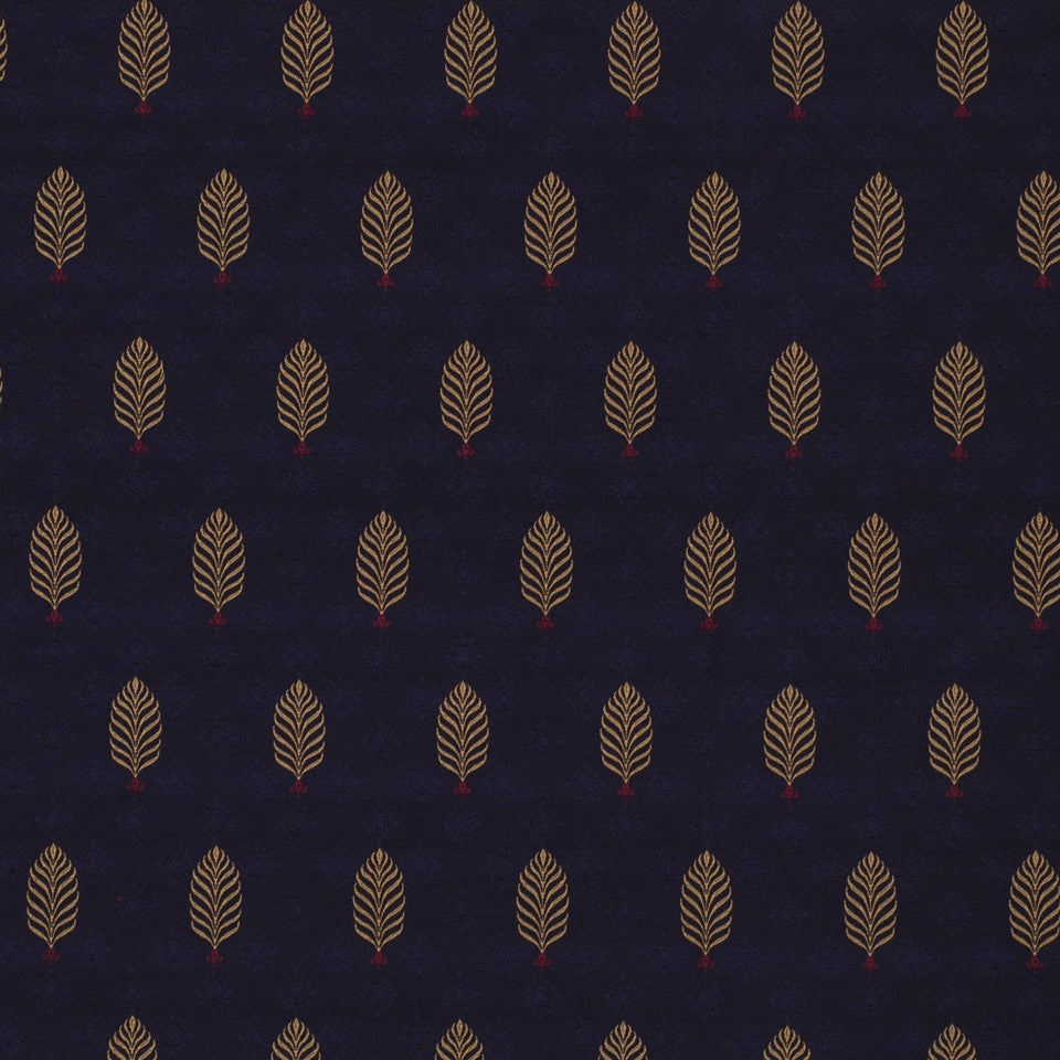 Pionella Fabric - Navy