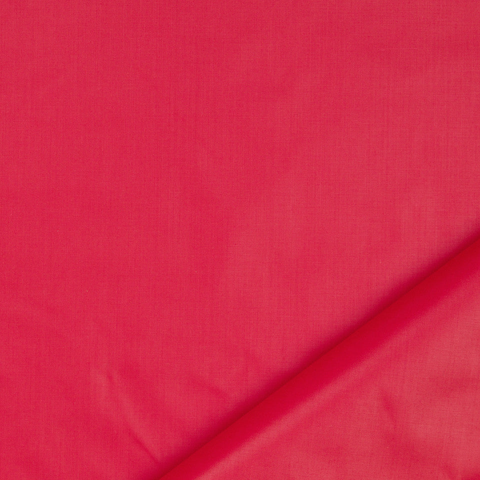 DRAPEABLE COTTON Ultima Fabric - Crimson