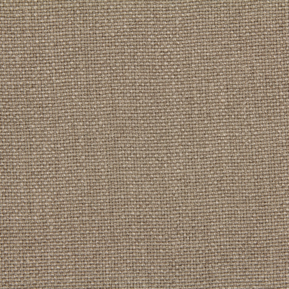 LINEN, WOOL AND CASHMERE SOLIDS Linen Basket Fabric - Linen