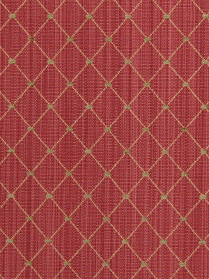 Wilder Fabric - Tuscan Red