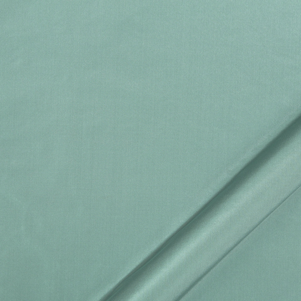 DRAPEABLE SILK Kerala Fabric - Lagoon