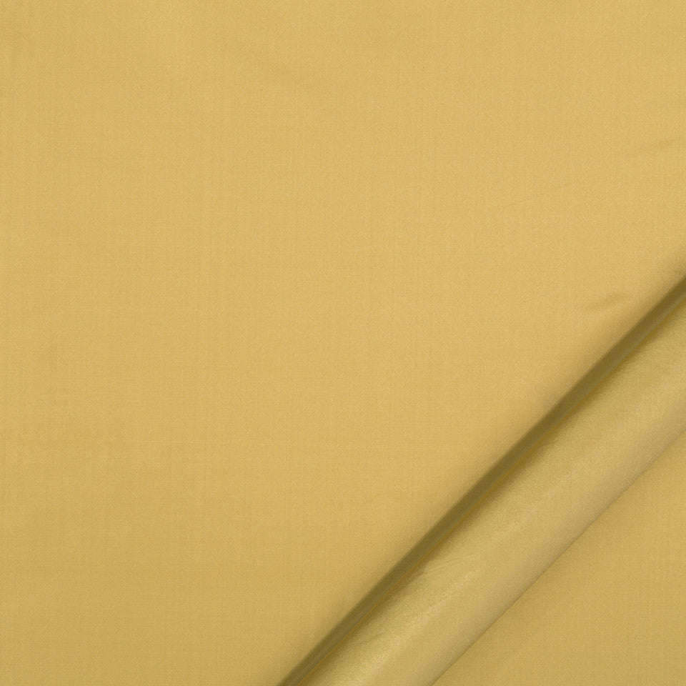 DRAPEABLE SILK Kerala Fabric - Mustard