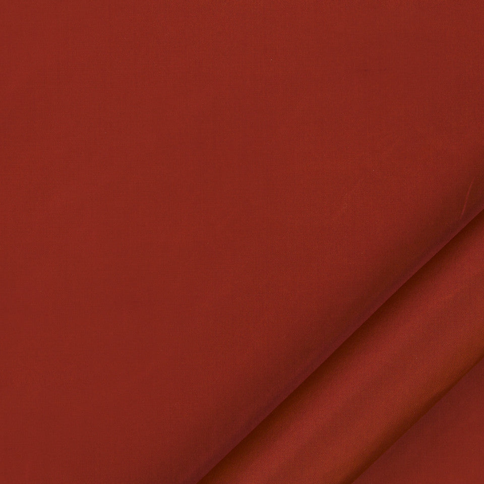 DRAPEABLE SILK Kerala Fabric - Cinnabar