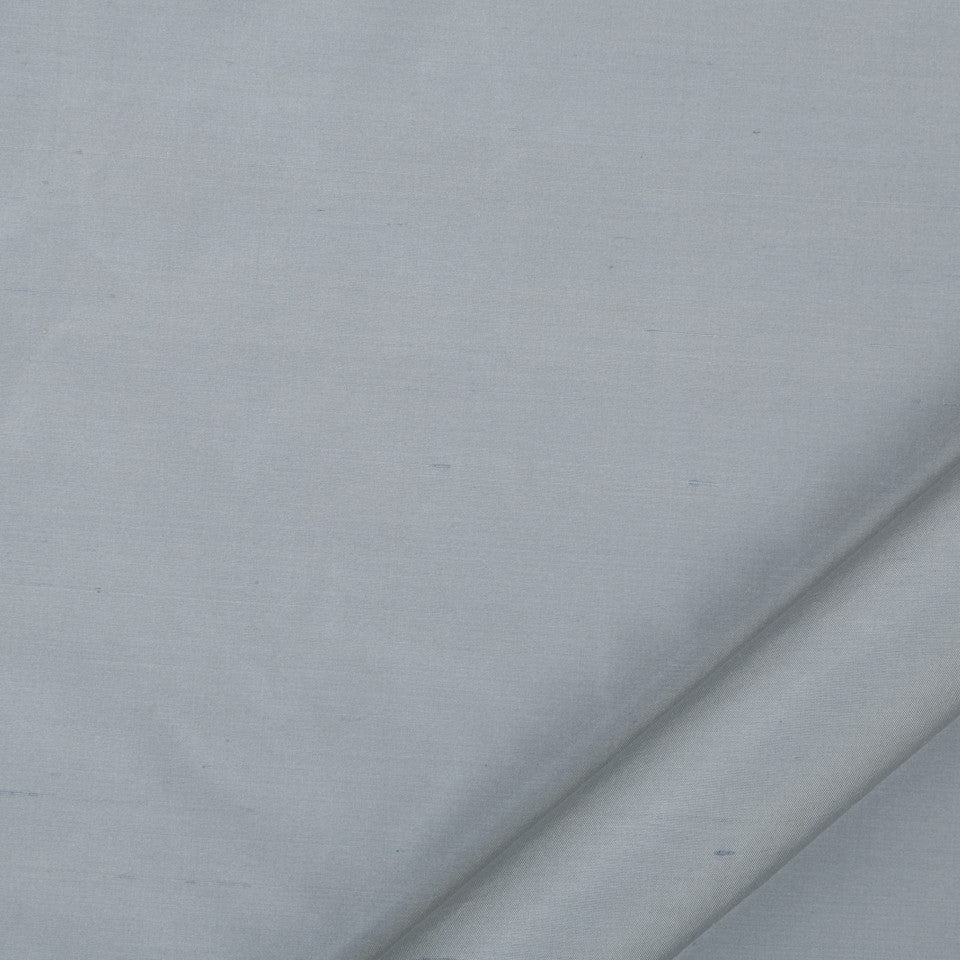 DRAPEABLE SILK Allepey Fabric - Aegean
