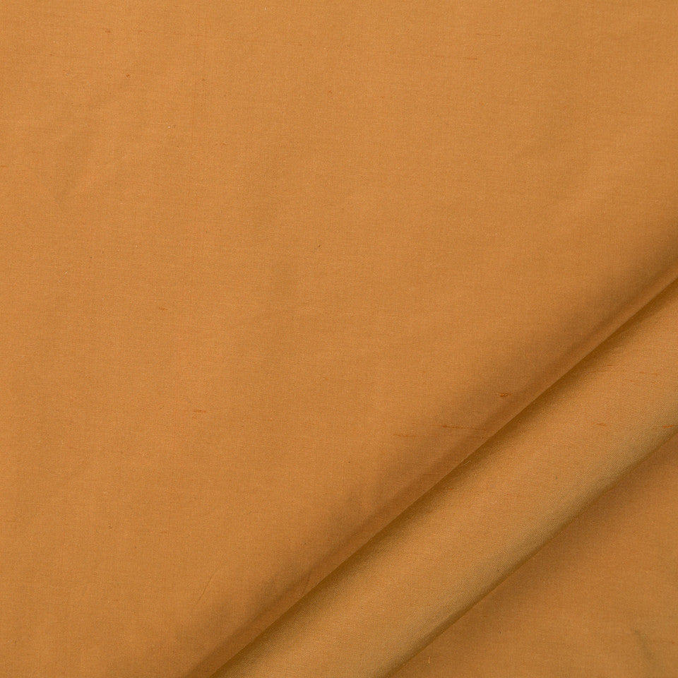 DRAPEABLE SILK Allepey Fabric - Nutmeg