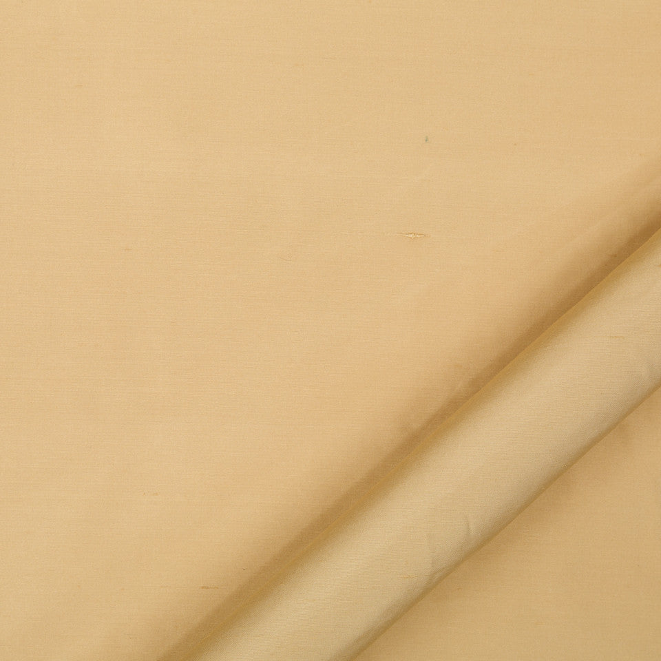 DRAPEABLE SILK Allepey Fabric - Butter Rum