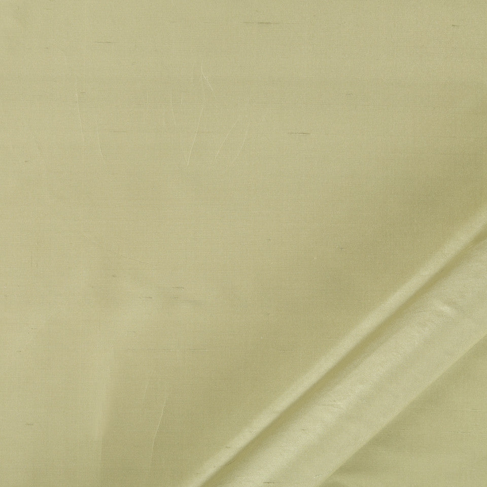 DRAPEABLE SILK Allepey Fabric - Pear