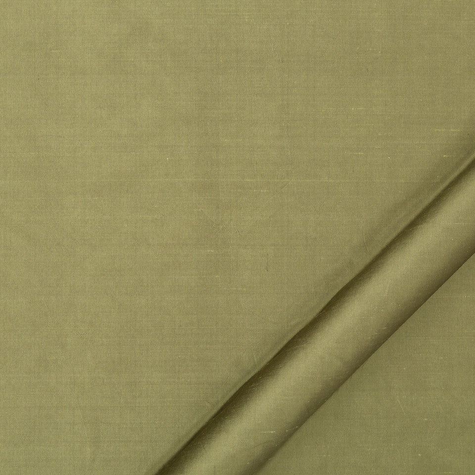 DRAPEABLE SILK Allepey Fabric - Avocado