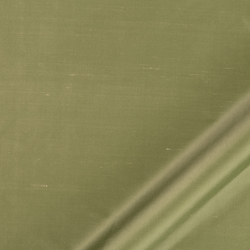 DRAPEABLE SILK Allepey Fabric - Silver Sage