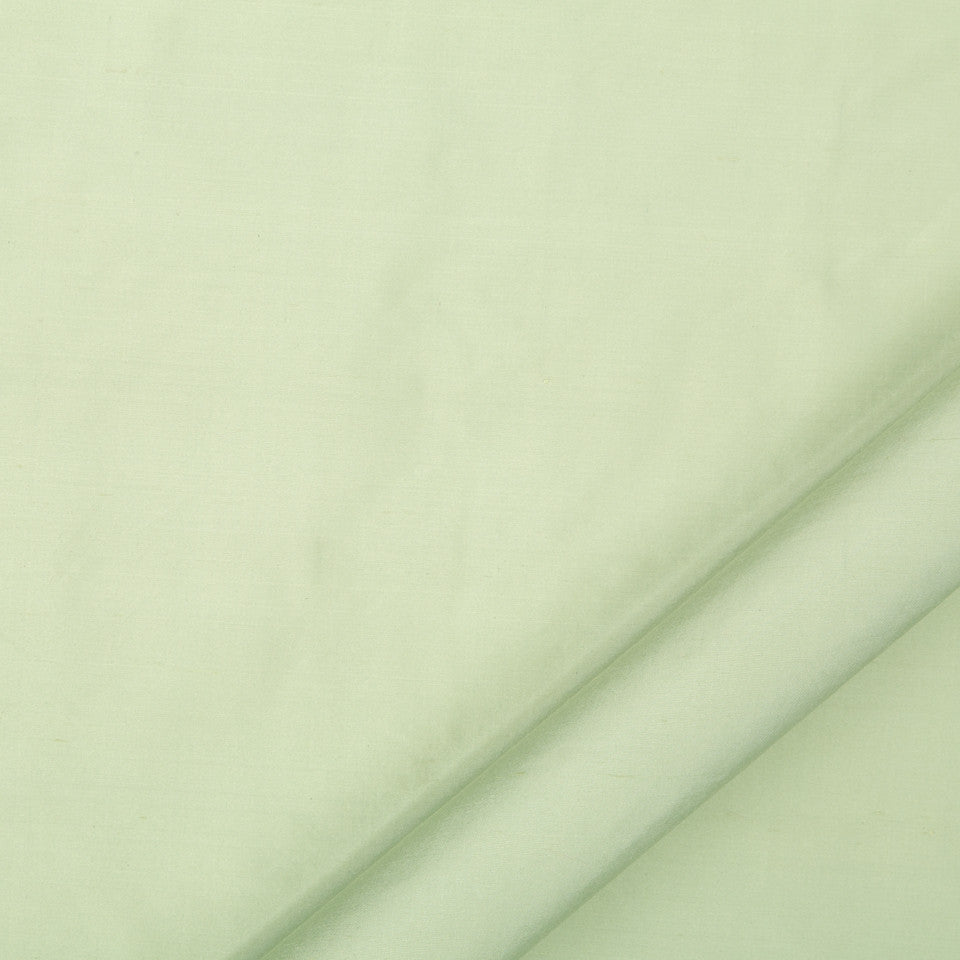 DRAPEABLE SILK Allepey Fabric - Honeydew