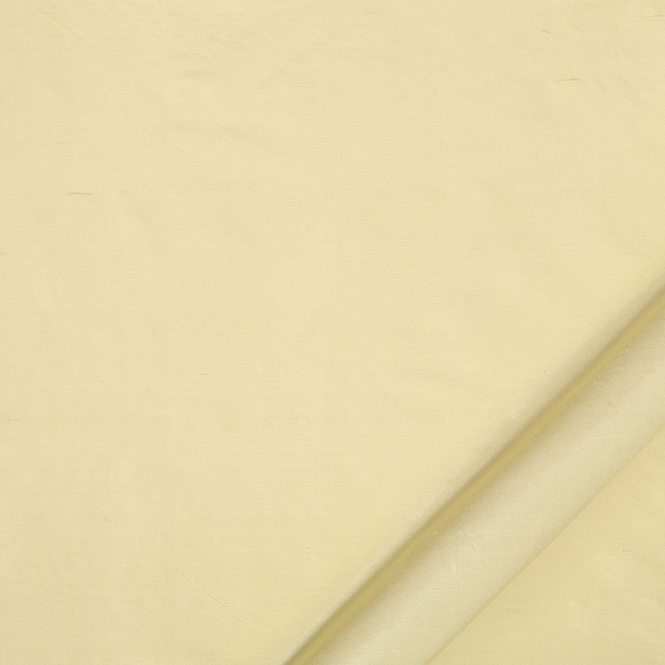 DRAPEABLE SILK Allepey Fabric - Straw