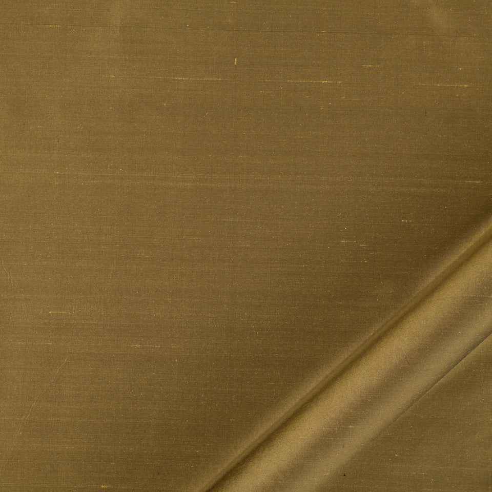 DRAPEABLE SILK Allepey Fabric - Aged Bronze