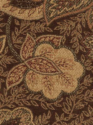 New Dimension Fabric - Pecan