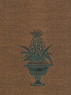 OCEAN Pineapple Grove Fabric - Ocean