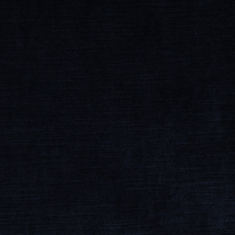 VELVET LUXE Savoy Fabric - Midnight