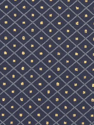 NAVY BLAZER Fullerton Fabric - Midnight