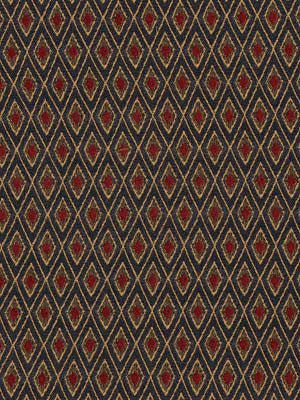 Diamond Day Fabric - Jewel