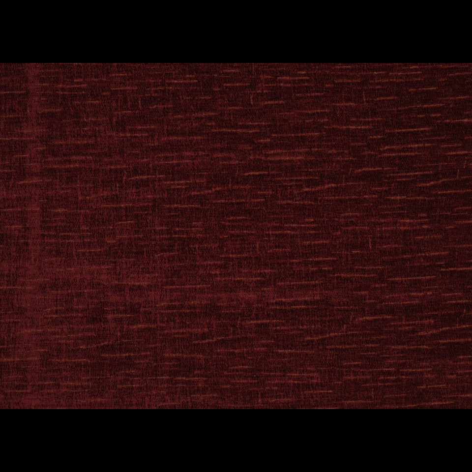ROOMMATES TEXTURES King Edward BK Fabric - Garnet