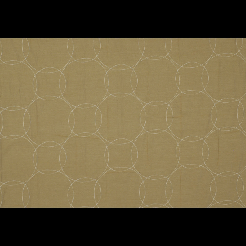 CONTEMPORARY WINDOW Gyroscope Fabric - Praline