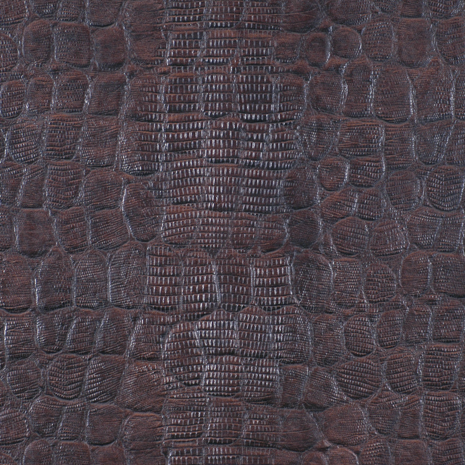 EMBER-TOFFEE-INK Later Gator Fabric - Mink