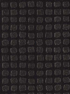 JUTE-BLACK-PLATINUM Totara Flats Fabric - Charcoal