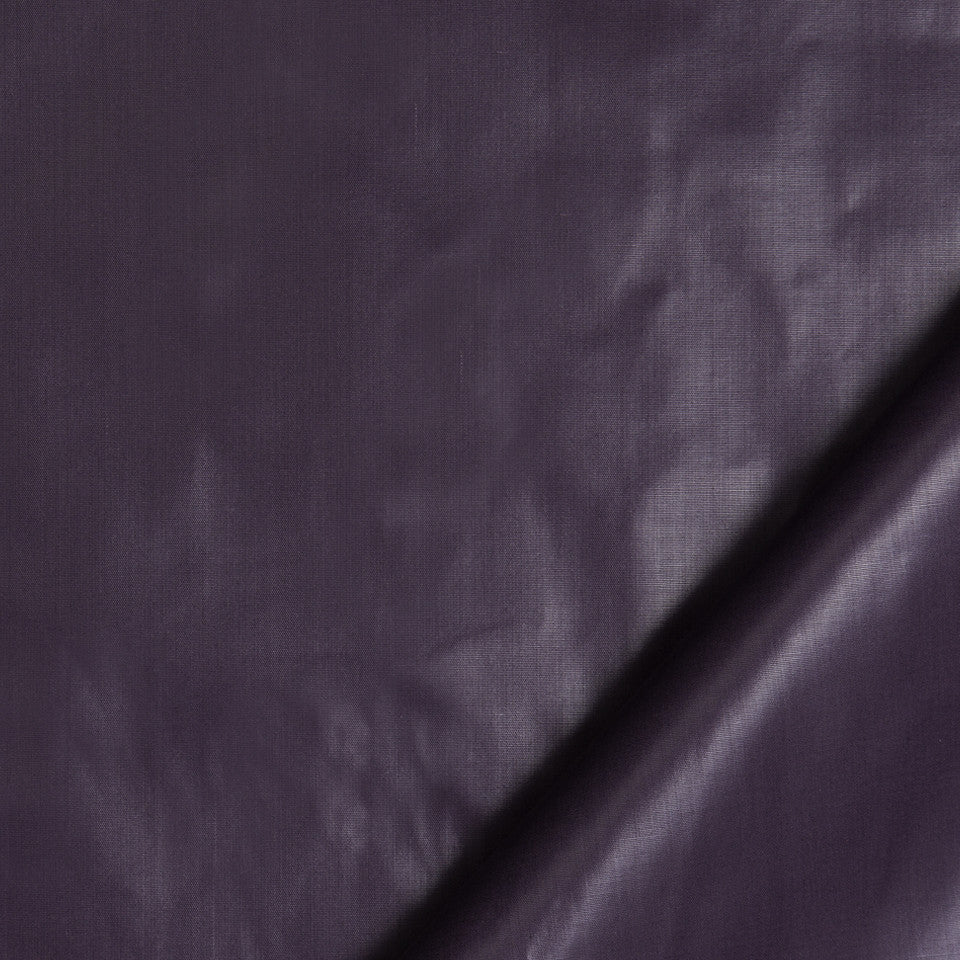 DRAPEABLE COTTON Ultima Fabric - Eggplant