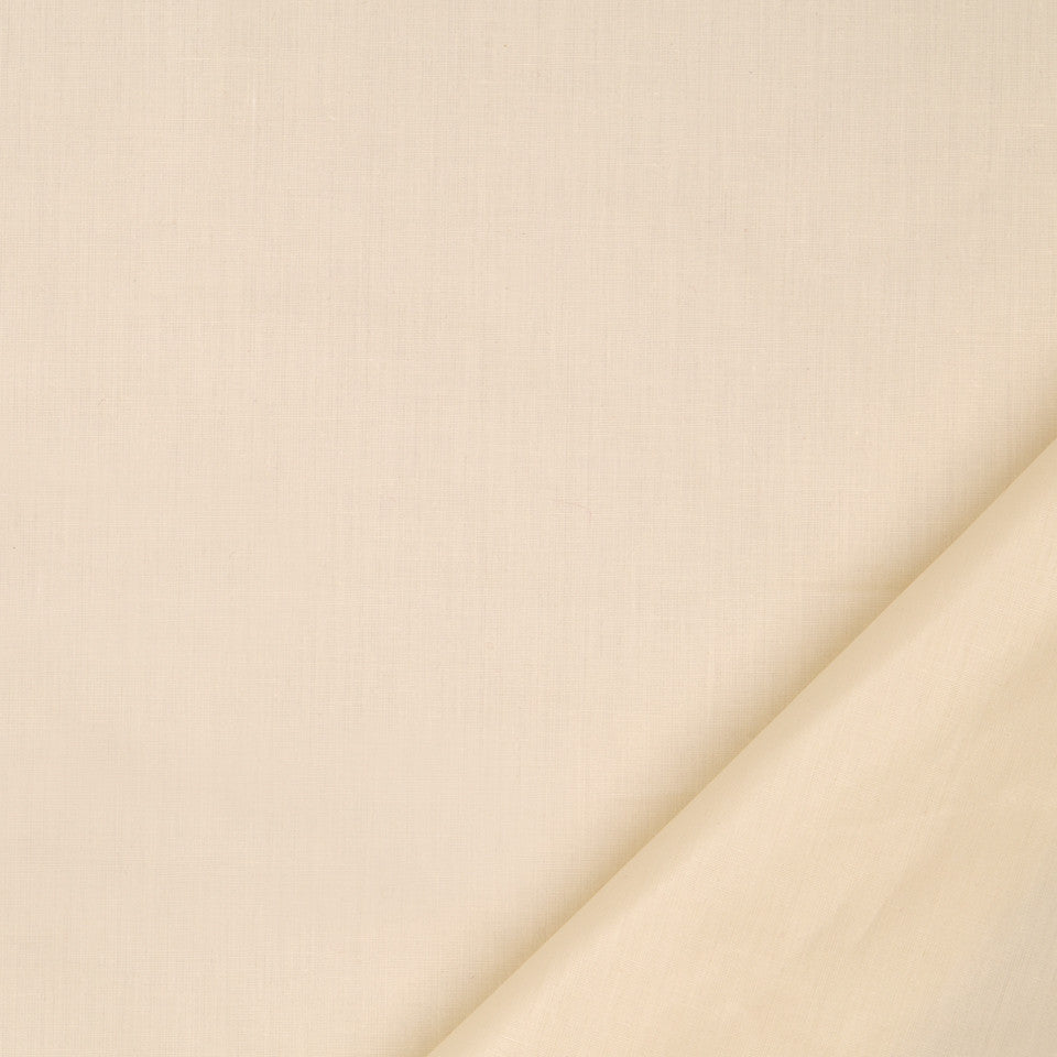 DRAPEABLE COTTON Ultima Fabric - Cream