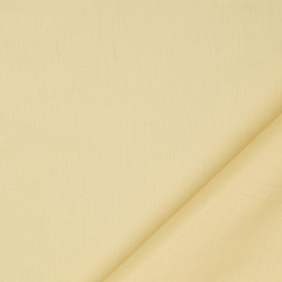 DRAPEABLE COTTON Ultima Fabric - Cornsilk