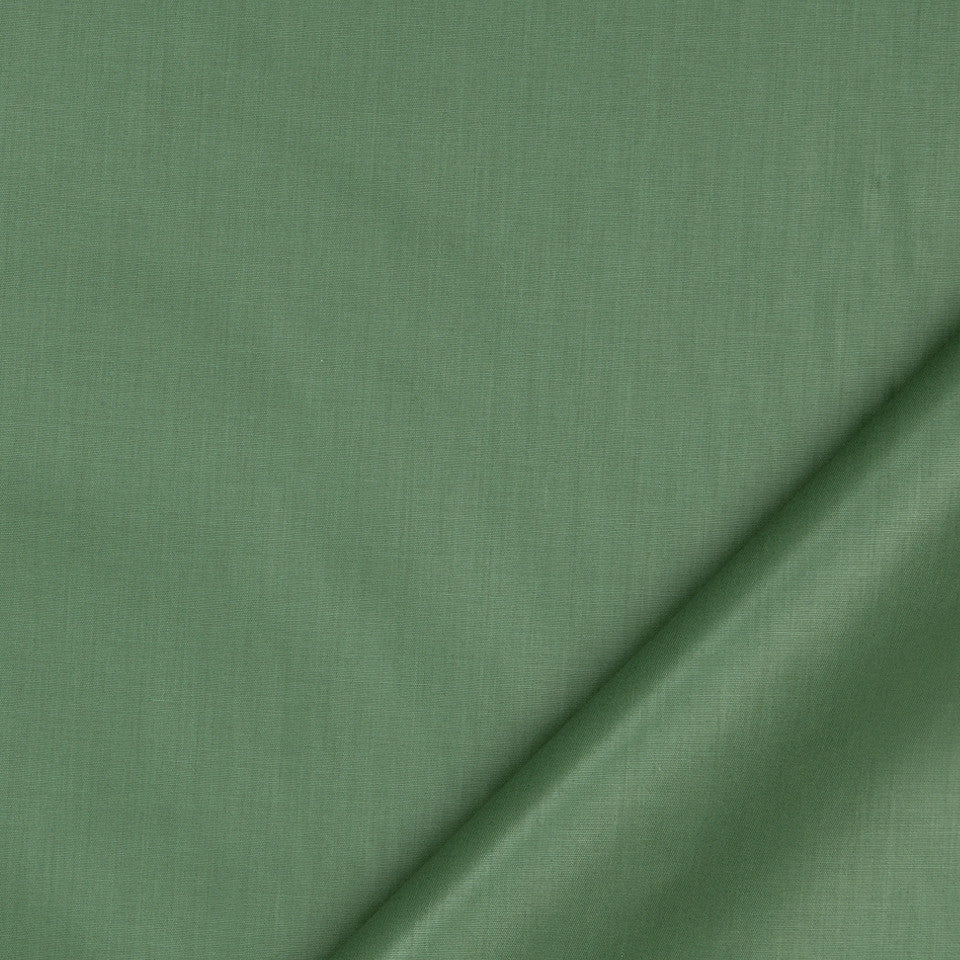 DRAPEABLE COTTON Ultima Fabric - Parsley