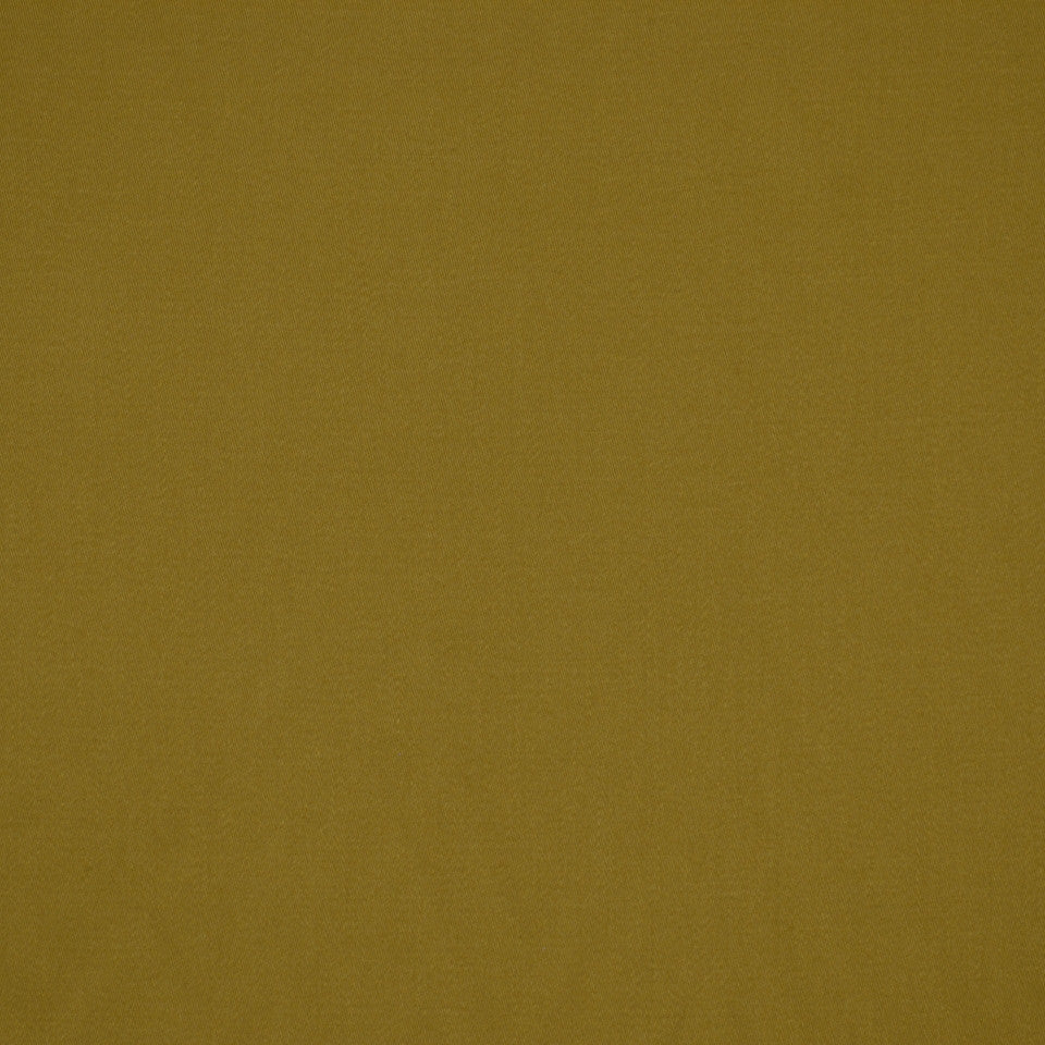 DRAPEABLE COTTON Lustre Sheen Fabric - Mustard