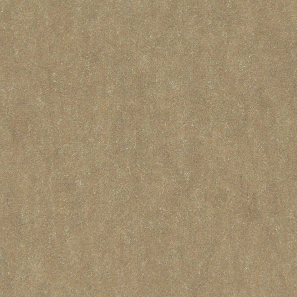 LUXURY MOHAIR III Plush Mohair Fabric - Toffee
