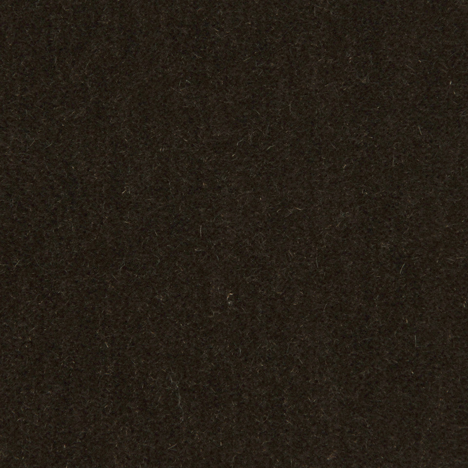 LUXURY MOHAIR III Plush Mohair Fabric - Espresso