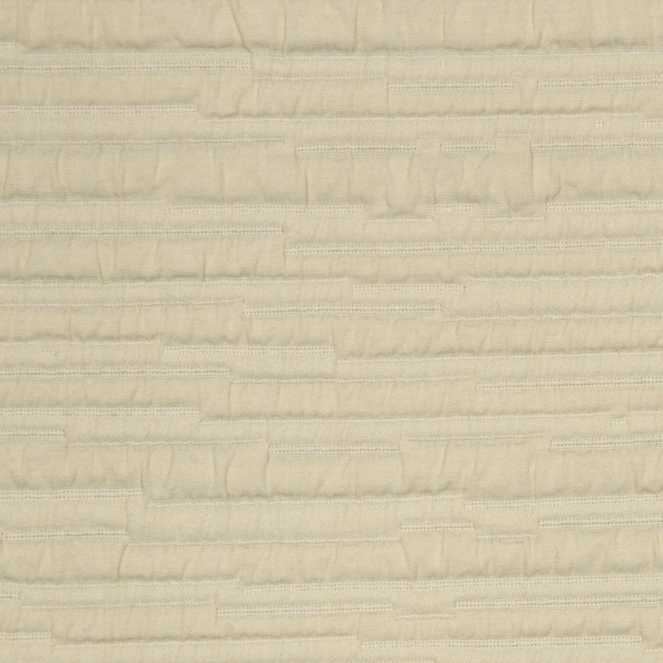 STRAW-TOAST-SADDLE Luxury Comfort Fabric - Alabaster