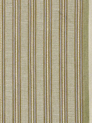 Oakvill Stripe Fabric - Golden Mist