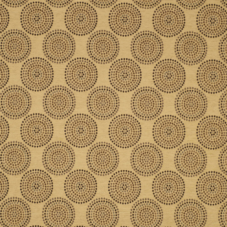 DRAWING ROOM UPH CONTRACT Macaria Fabric - Walnut
