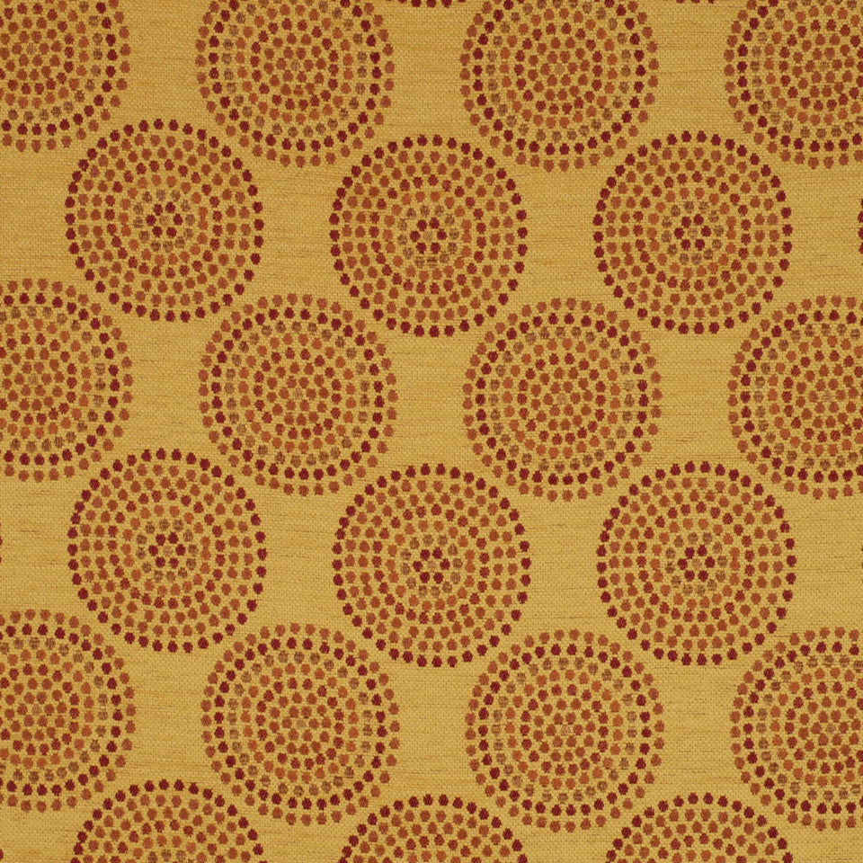 DRAWING ROOM UPH CONTRACT Macaria Fabric - Tuscan Sun