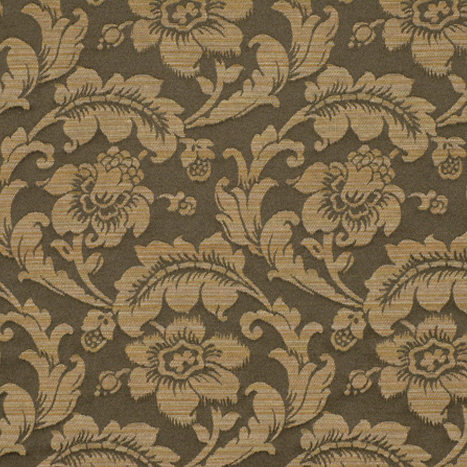 DRAWING ROOM UPH CONTRACT Rona Fabric - Loden