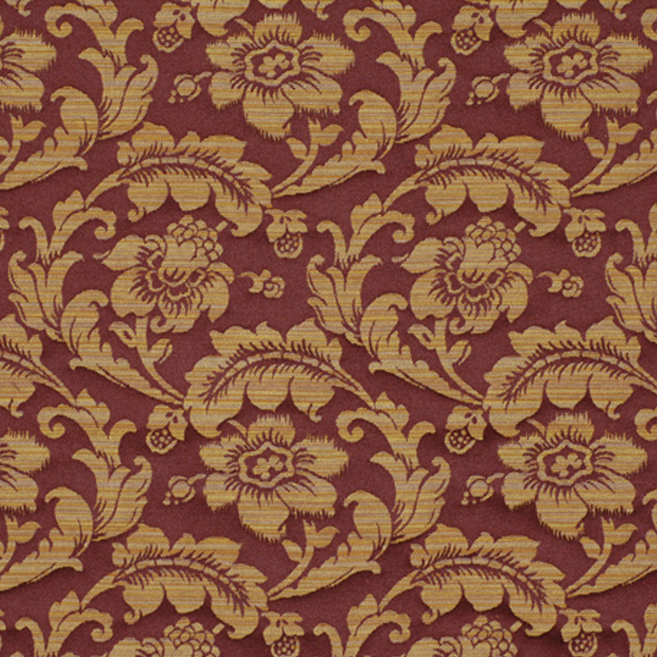 DRAWING ROOM UPH CONTRACT Rona Fabric - Brandy